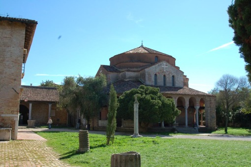 4th Century Basilica in Torcello
